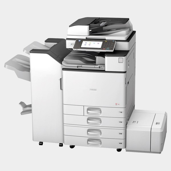 Ricoh Aficio MP C3504exSP - Photocopier Warehouse